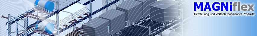Magniflex KG - Regalsysteme, Qualitätsstahl, Blechbearbeitung und Pulverbeschichtung